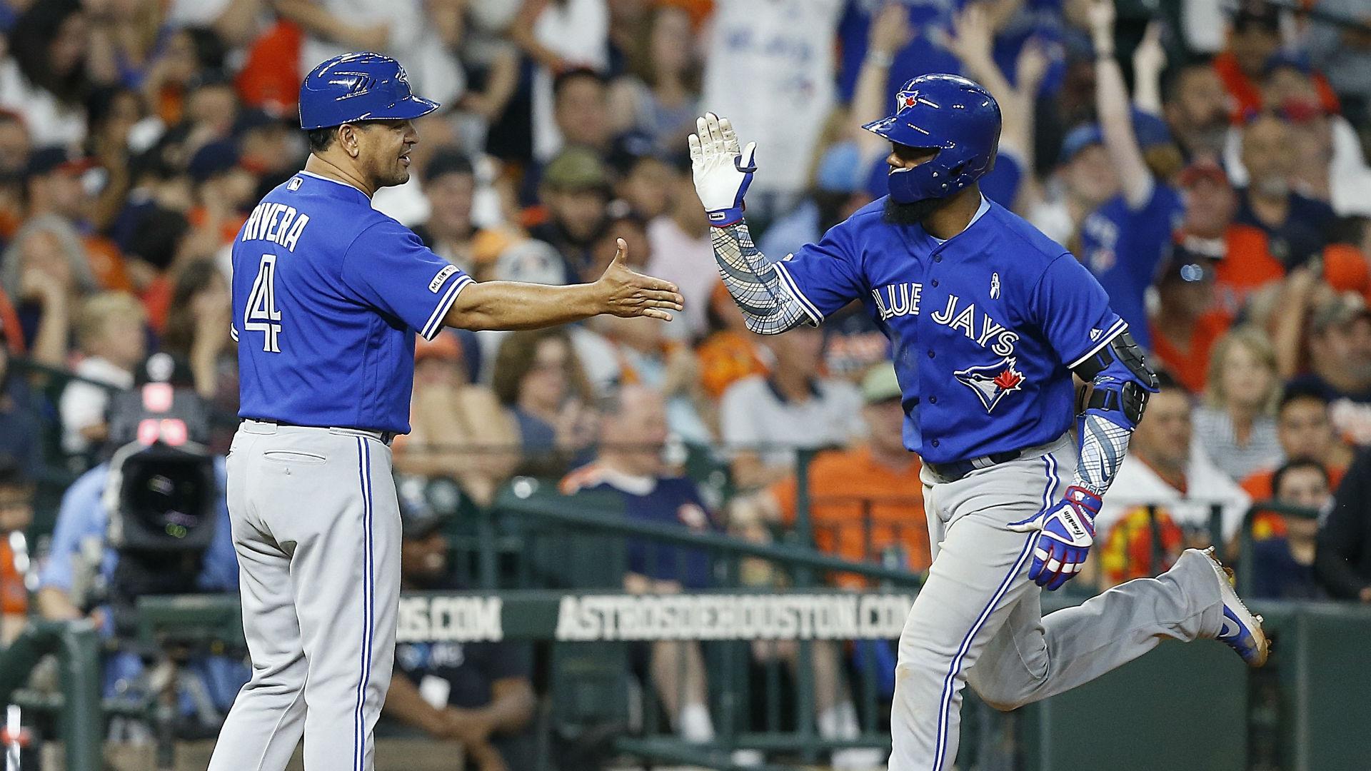 MLB wrap: Blue Jays hit season-high five home runs in 12-0 win over Astros