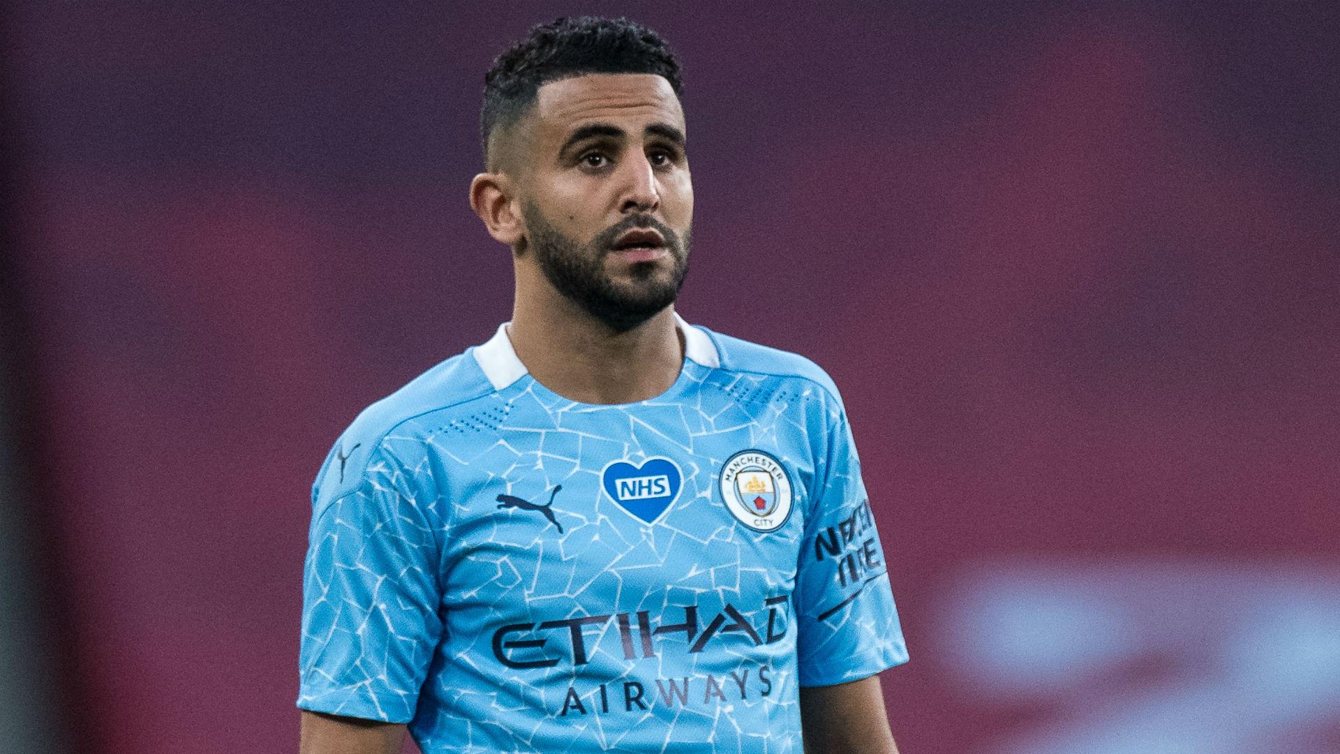 Man City duo Mahrez and Laporte test positive for coronavirus
