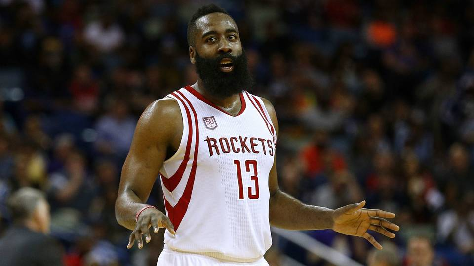 NBA wrap: Rockets move to 21-1 with Harden, Paul, Capela trio on the court