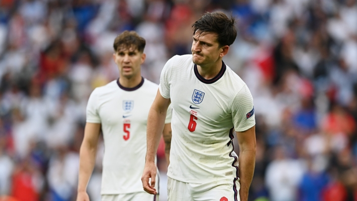 Harry Maguire and John Stones have impressed for England