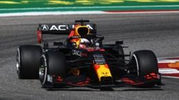 Max Verstappen triumphed in Austin on Sunday