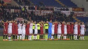 Roma/Torino players