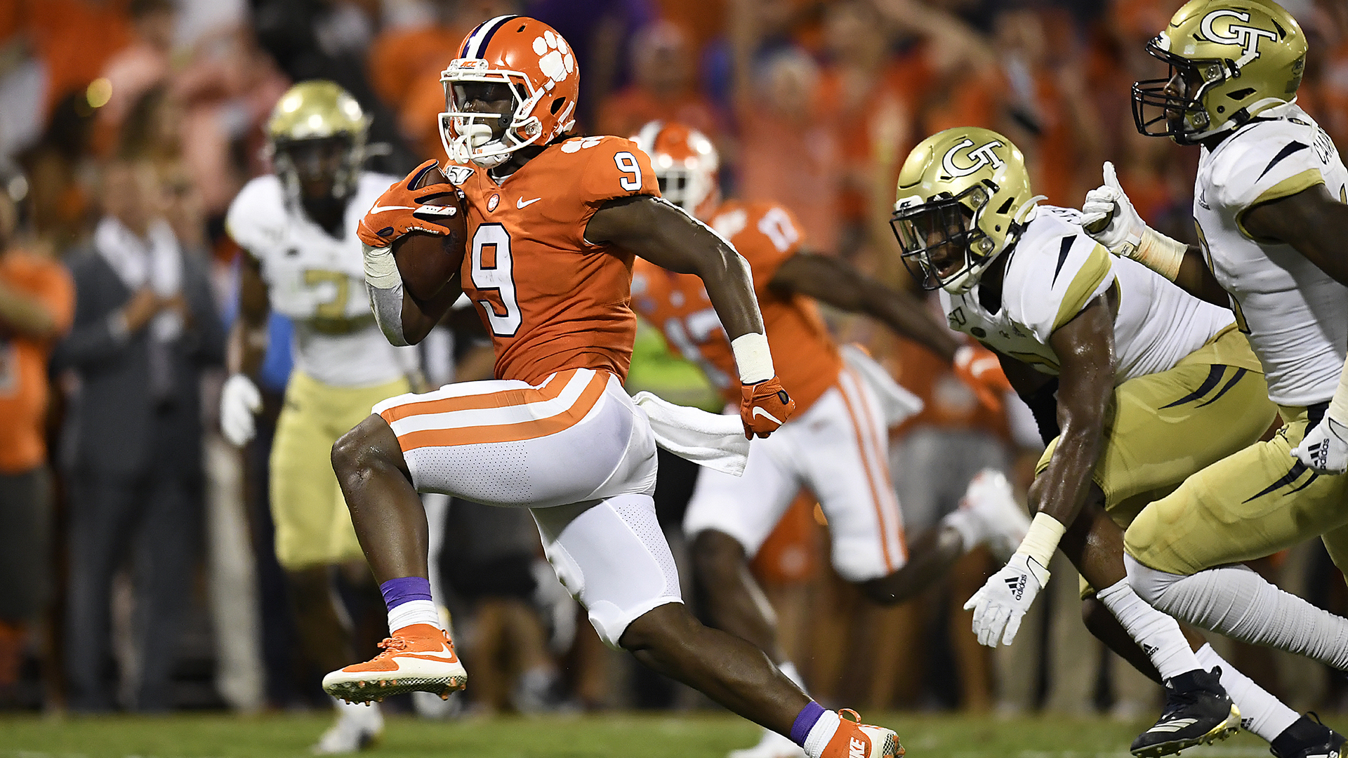 Three takeaways from No. 1 Clemson's drubbing of Georgia Tech