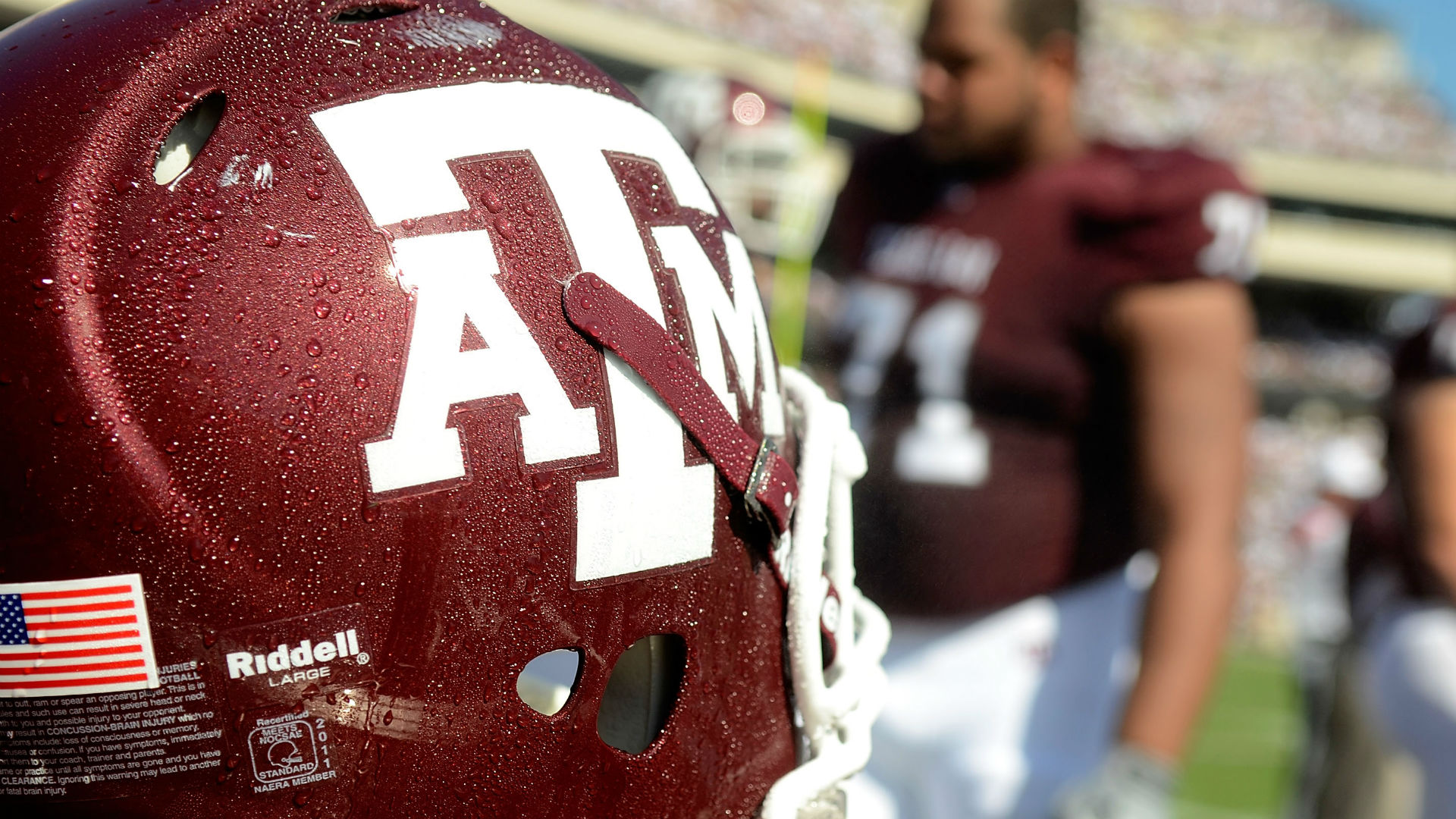 Texas A&M hires Ross Bjork from Ole Miss as new athletic director