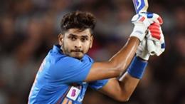 Delhi Capitals batsman Shreyas Iyer
