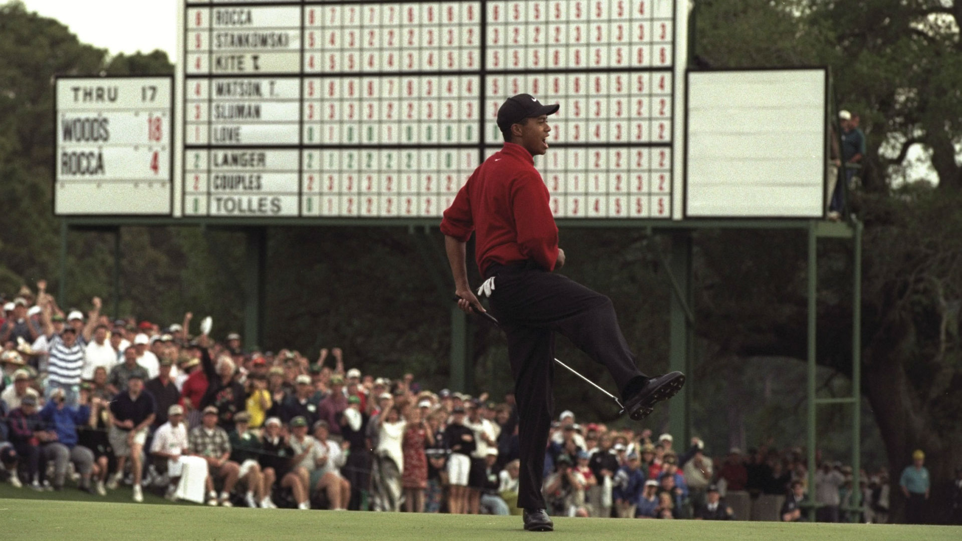 Tiger Woods comeback: His top five career achievements — to date