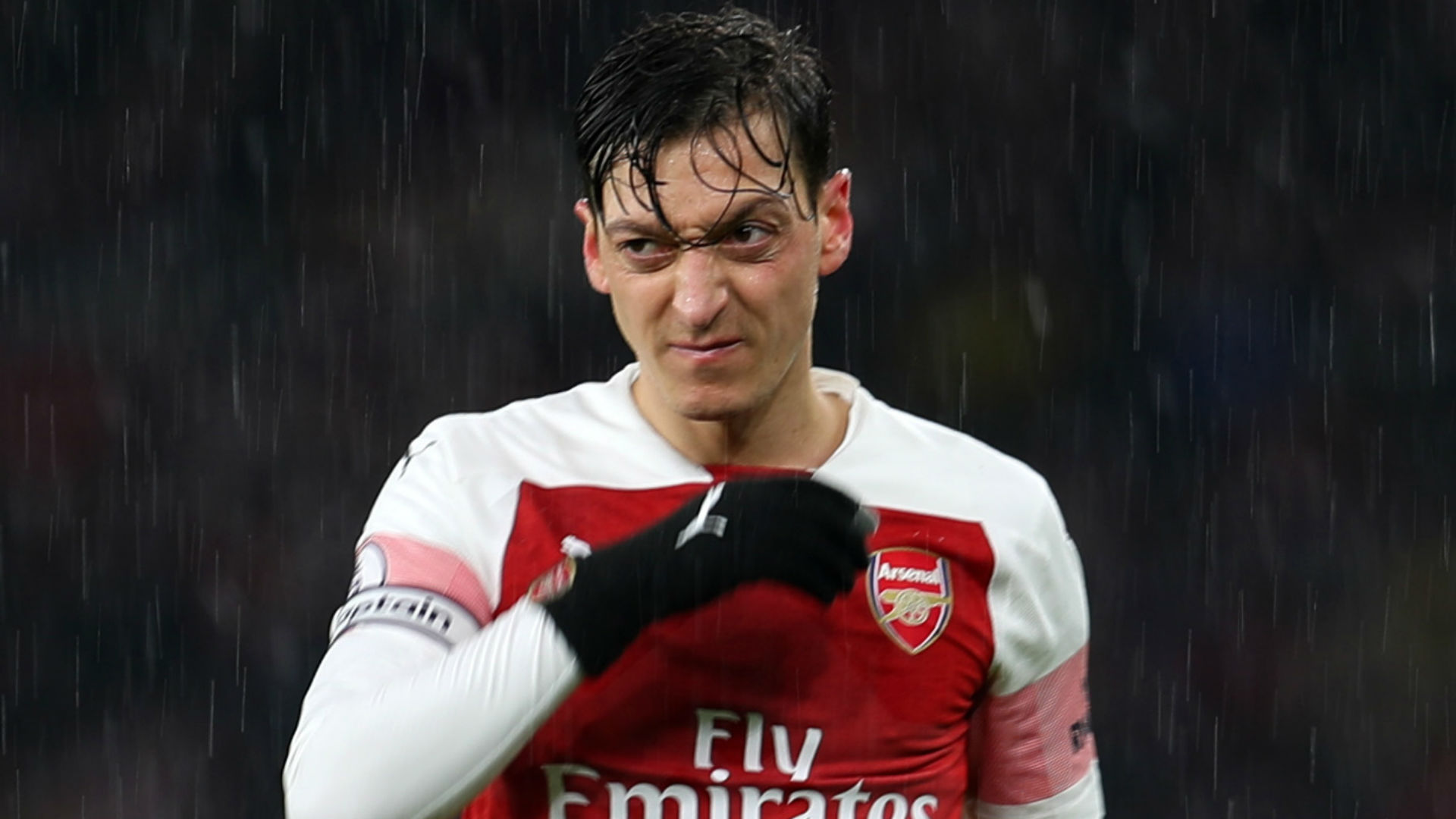 Image result for The key is in Ozil's hands' - Emery urges Arsenal star to find way back into first-team