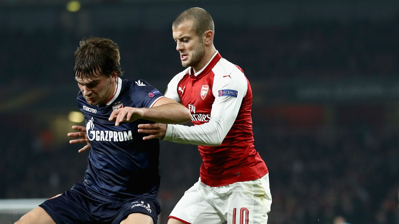 Arsenal News I m happy with where I am Jack Wilshere content