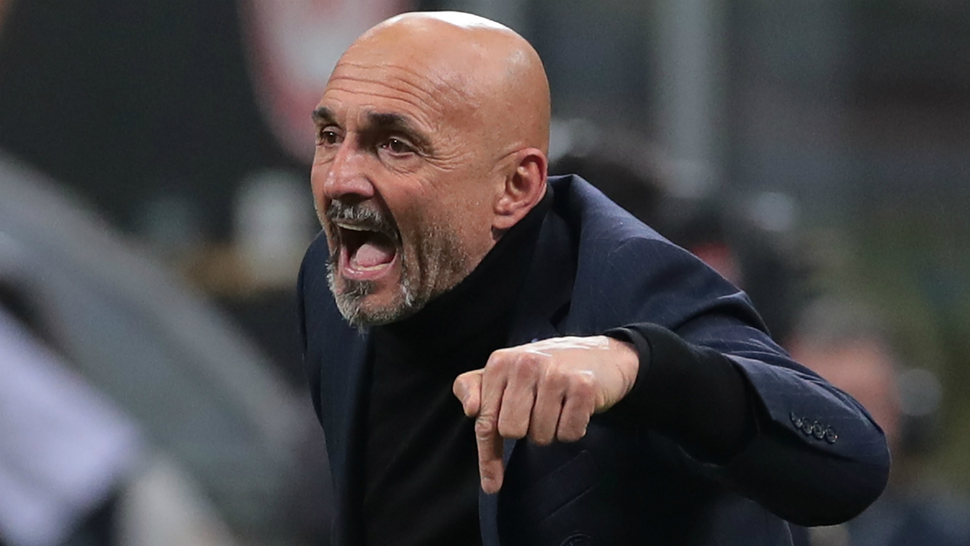 Spalletti: Experience will serve Inter well in final day 'cup final'