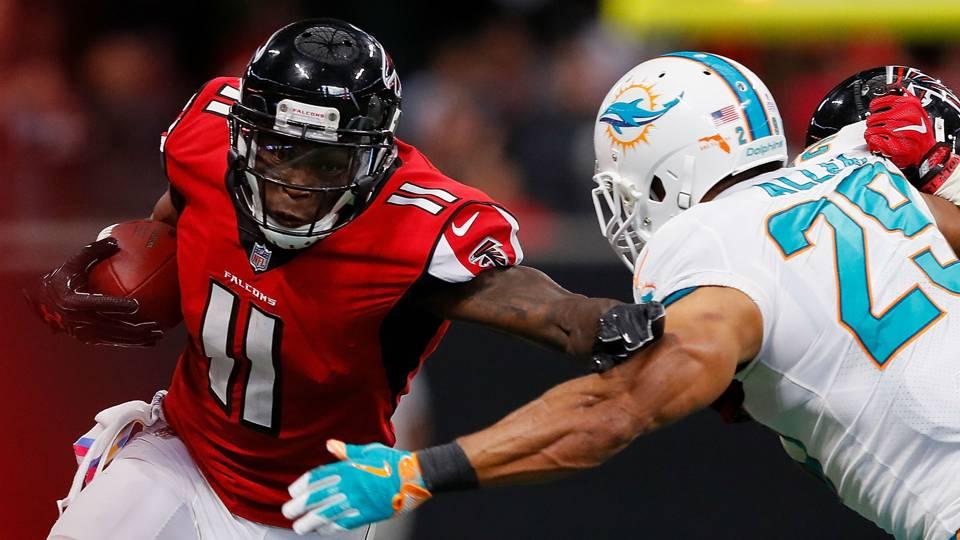 Julio Jones will report to Falcons training camp