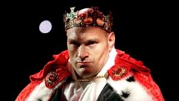 Tyson Fury was hoping Anthony Joshua would defeat Oleksandr Usyk