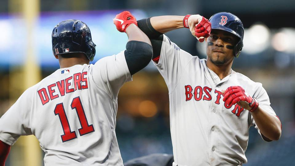 Red Sox hold off Mariners' magic in 2-1 victory