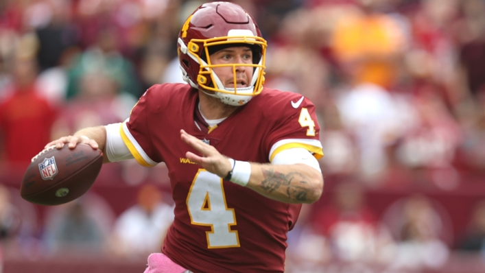 Washington Football Team quarterback Taylor Heinicke should succeed moving the ball against the Chiefs