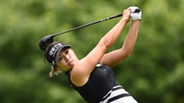 Jeongeun Lee6 has extended her lead at the Evian Championship