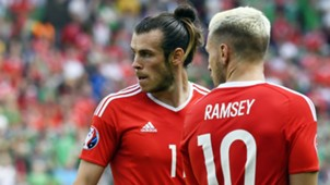 gareth bale aaron ramsey - cropped