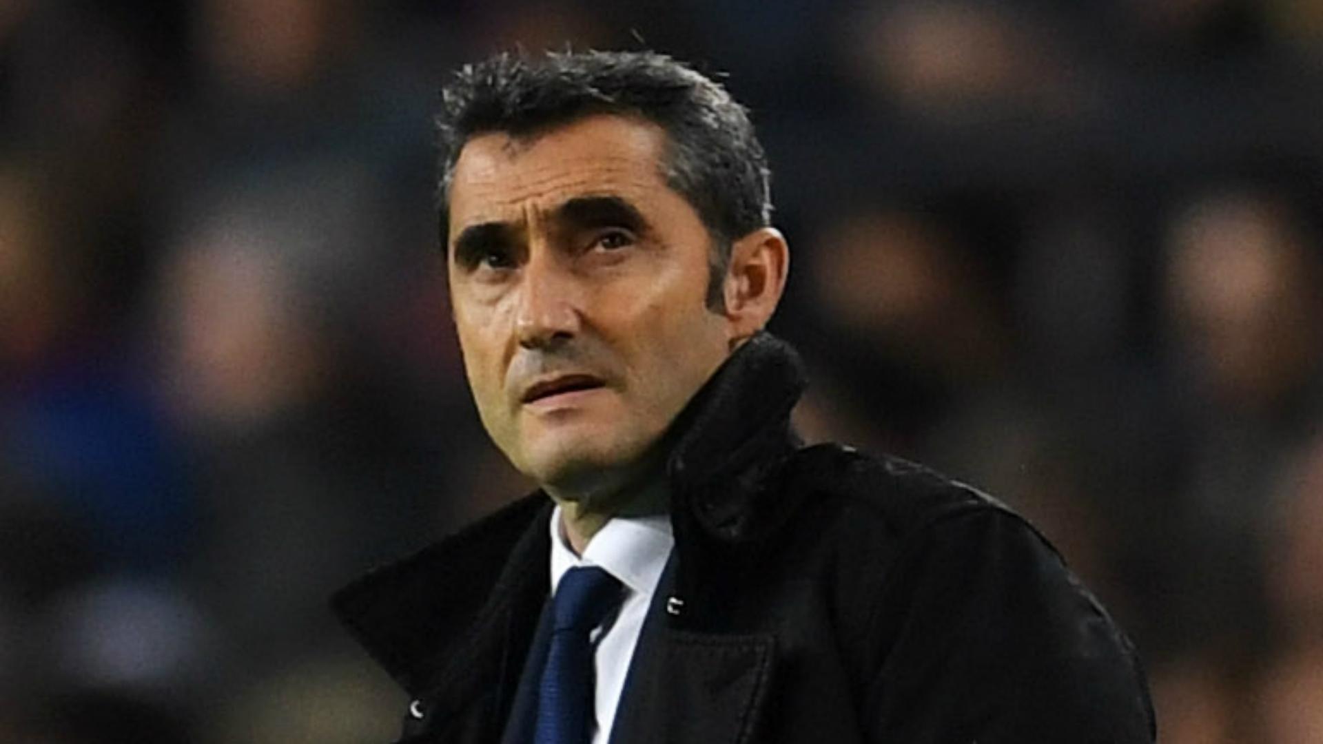 Barcelona coach Valverde confirms Munir leaving