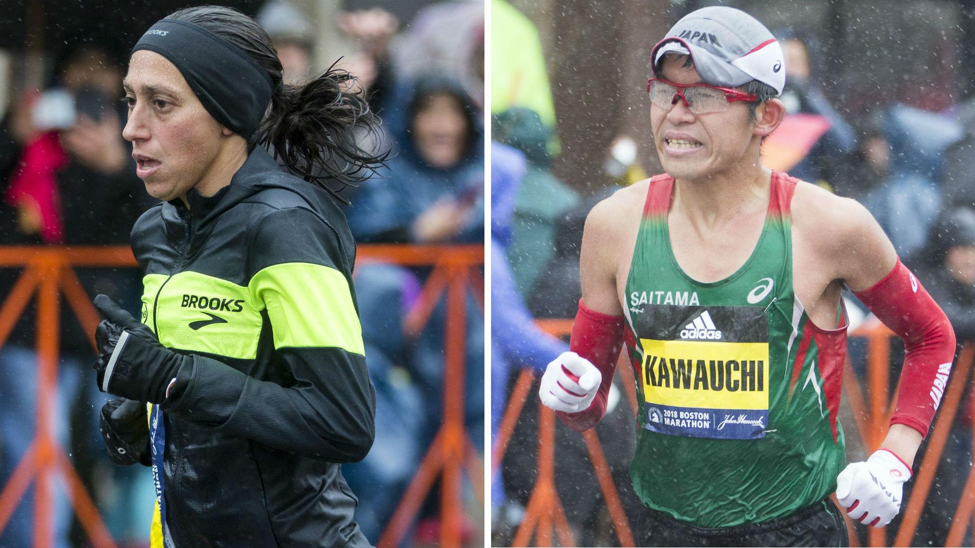 a660229fa1e Boston Marathon 2018 winners