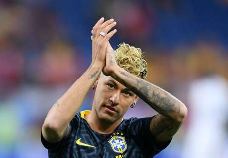 Neymar returns for Brazil after injury scare