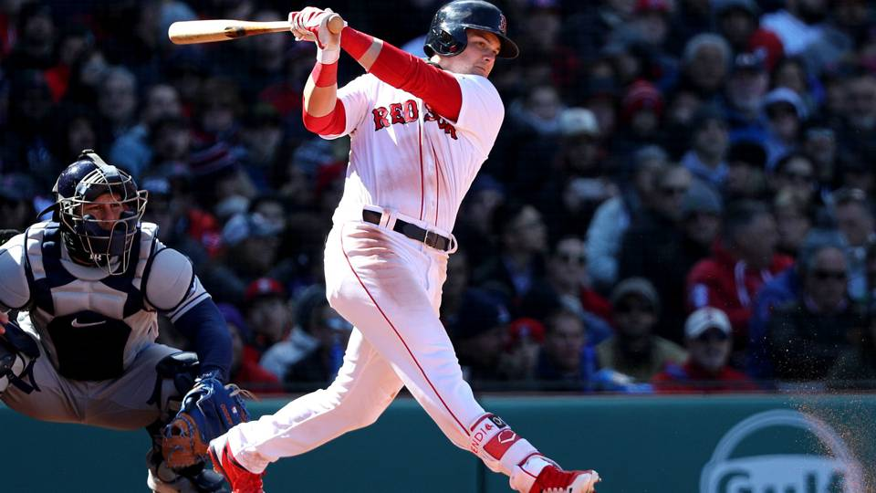 MLB wrap: Red Sox complete 4-game sweep of Yankees with extra-inning walk-off win