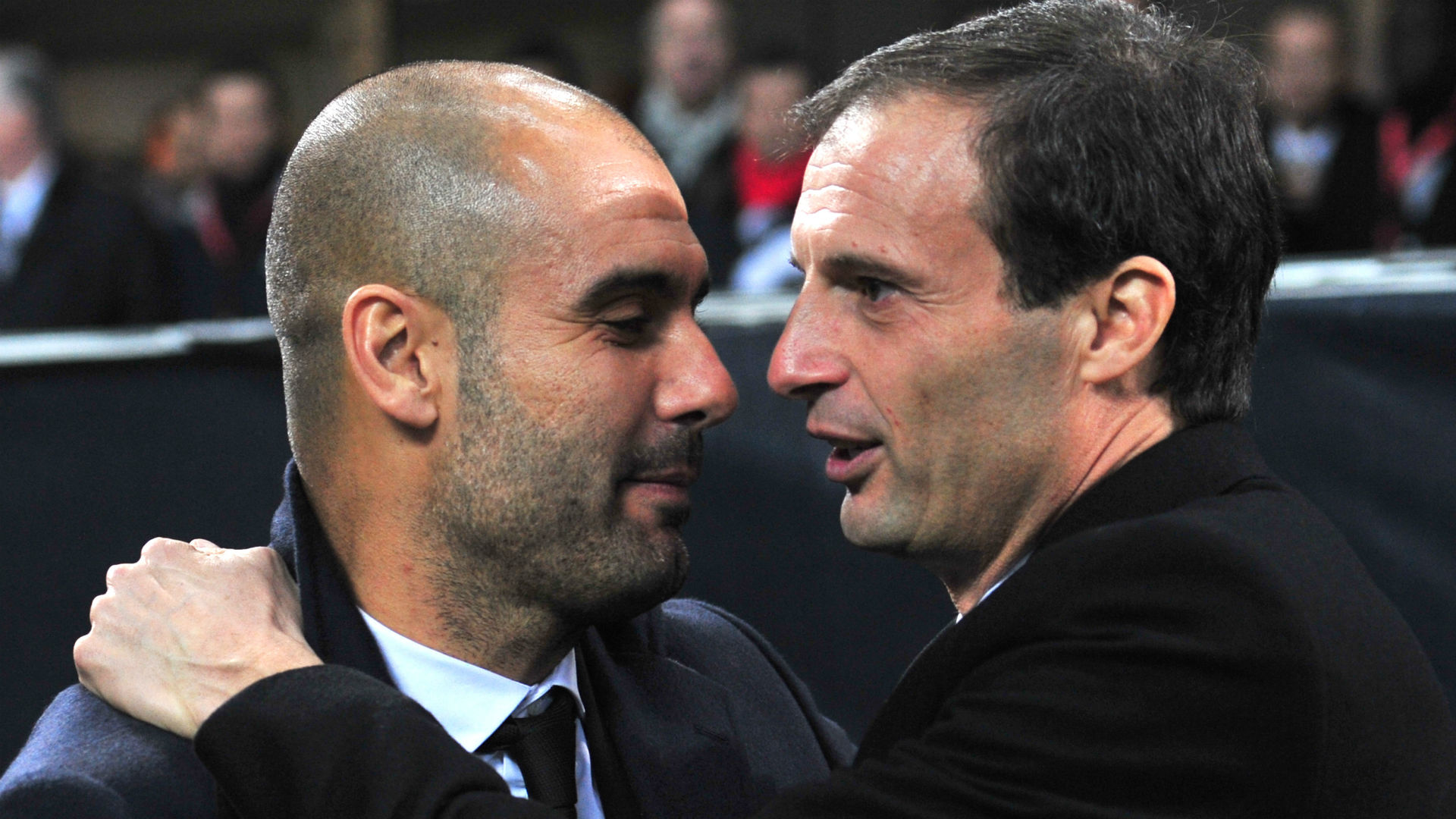 'A manager of Manchester is coming' - Allegri mischievously drops Guardiola to Juventus hint