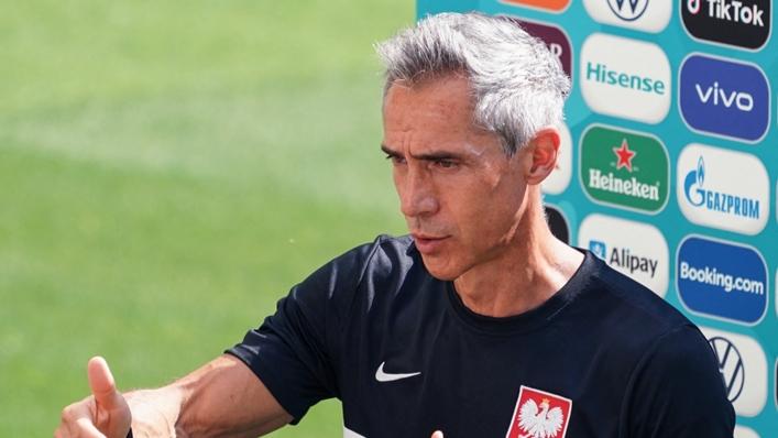 Poland coach Paulo Sousa
