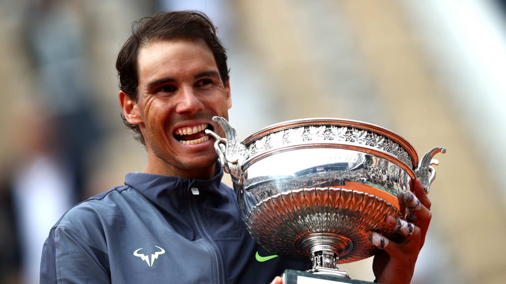 French Open 2019: Rafael Nadal continues Roland Garros reign