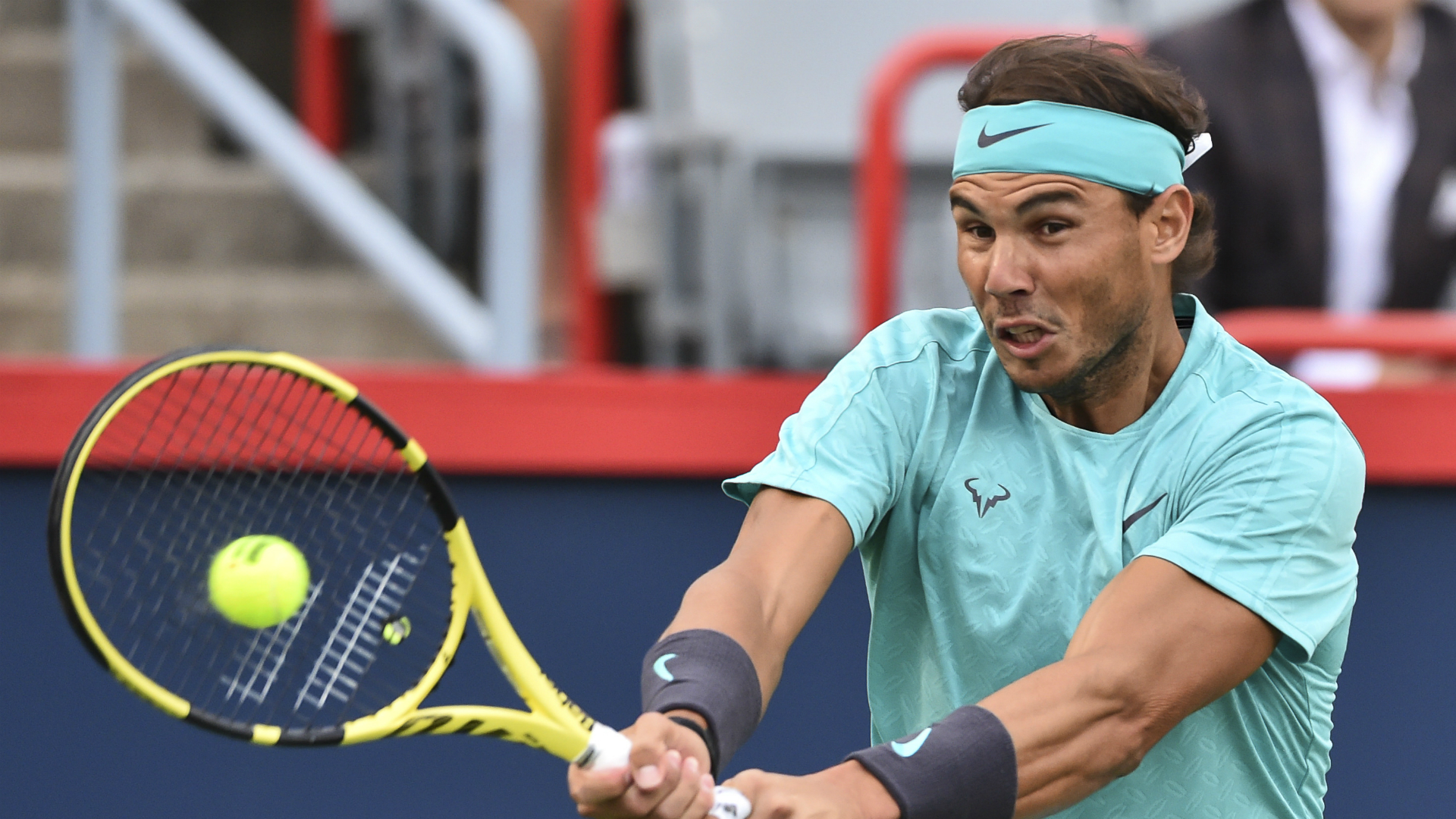 Rafael Nadal crushes Daniil Medvedev to secure fifth Rogers Cup title