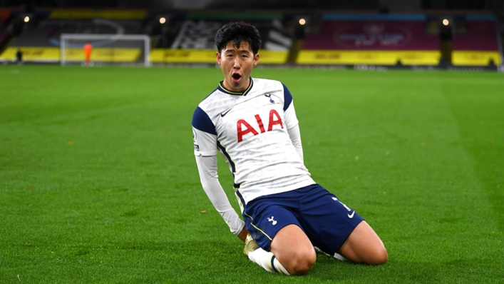Heung-Min Son has committed his future to Tottenham