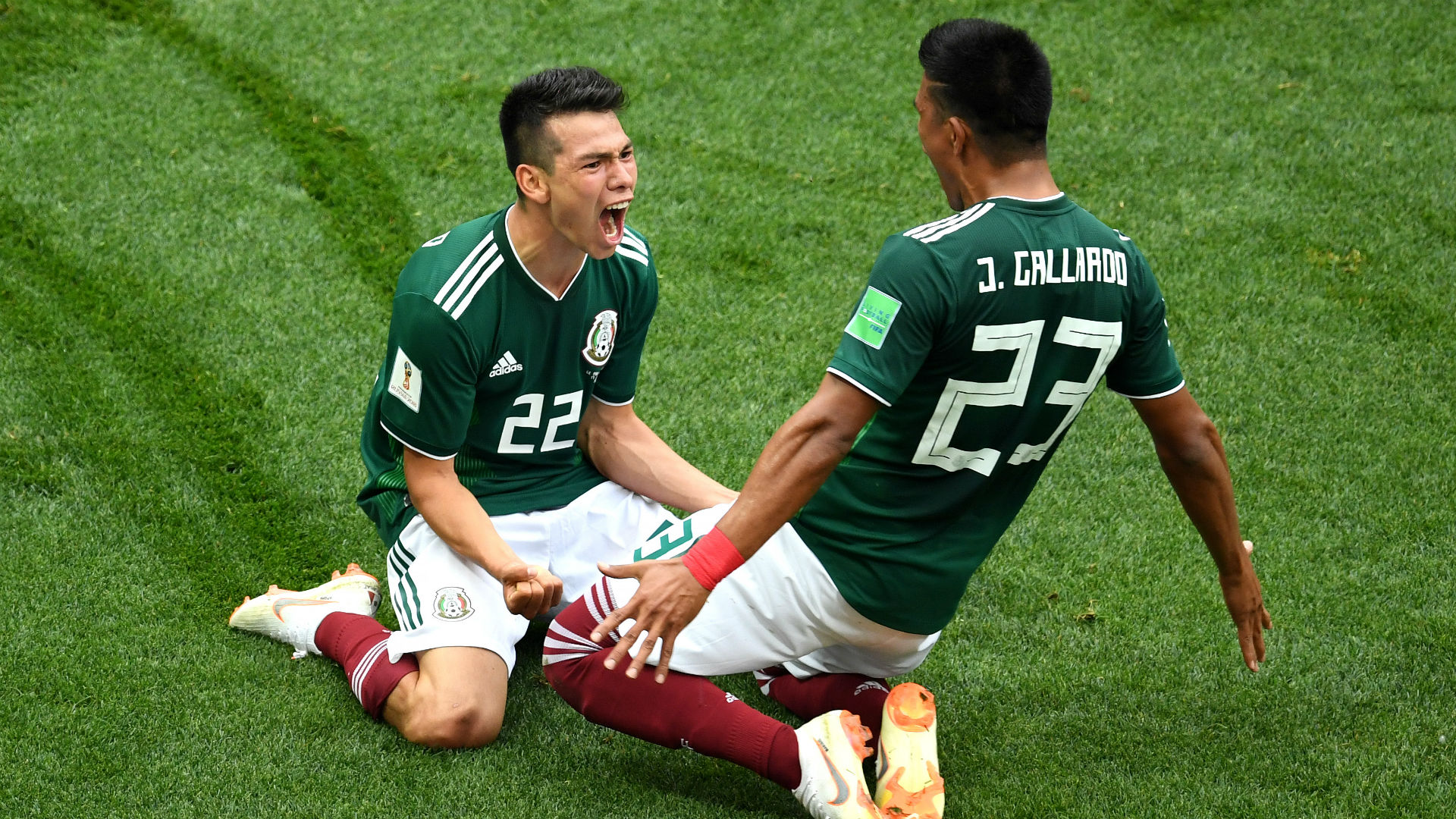 Why Germany will beat Mexico