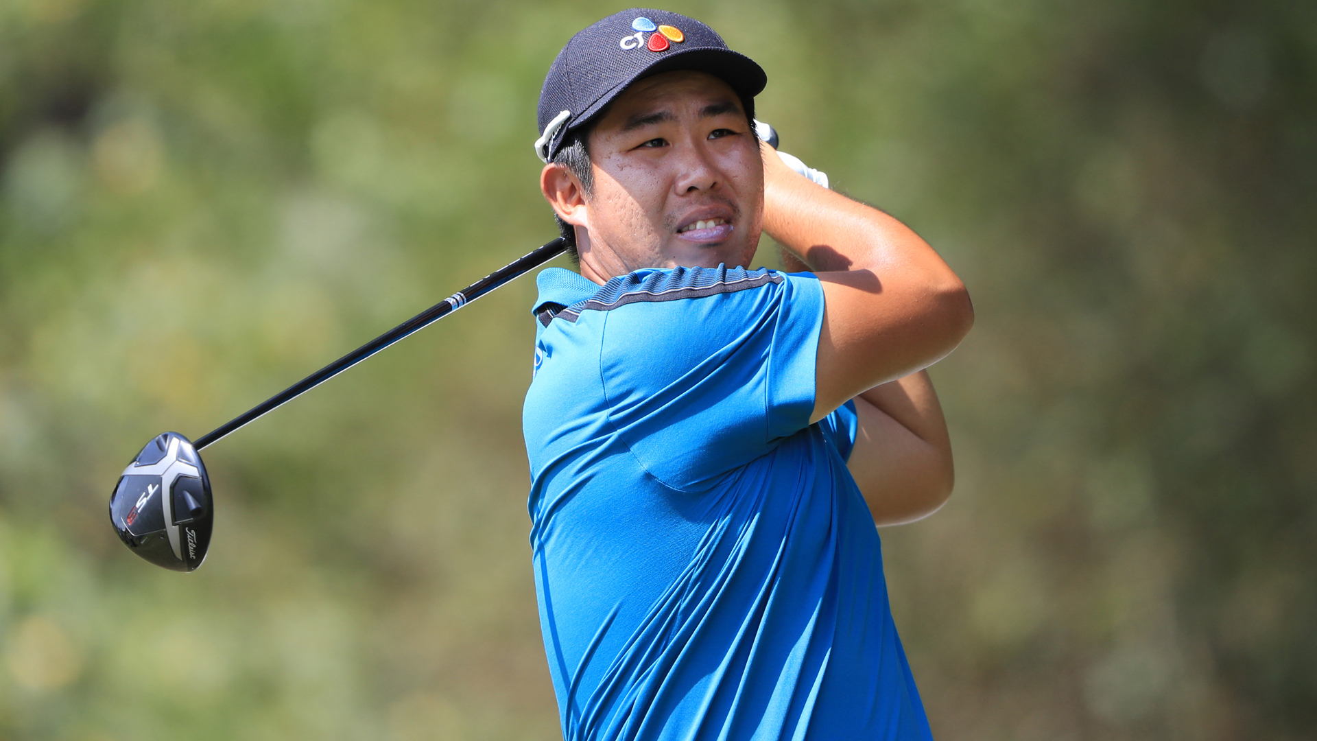 Sanderson Farms Championship: Byeong Hun An fires another 66 to lead after 2 rounds