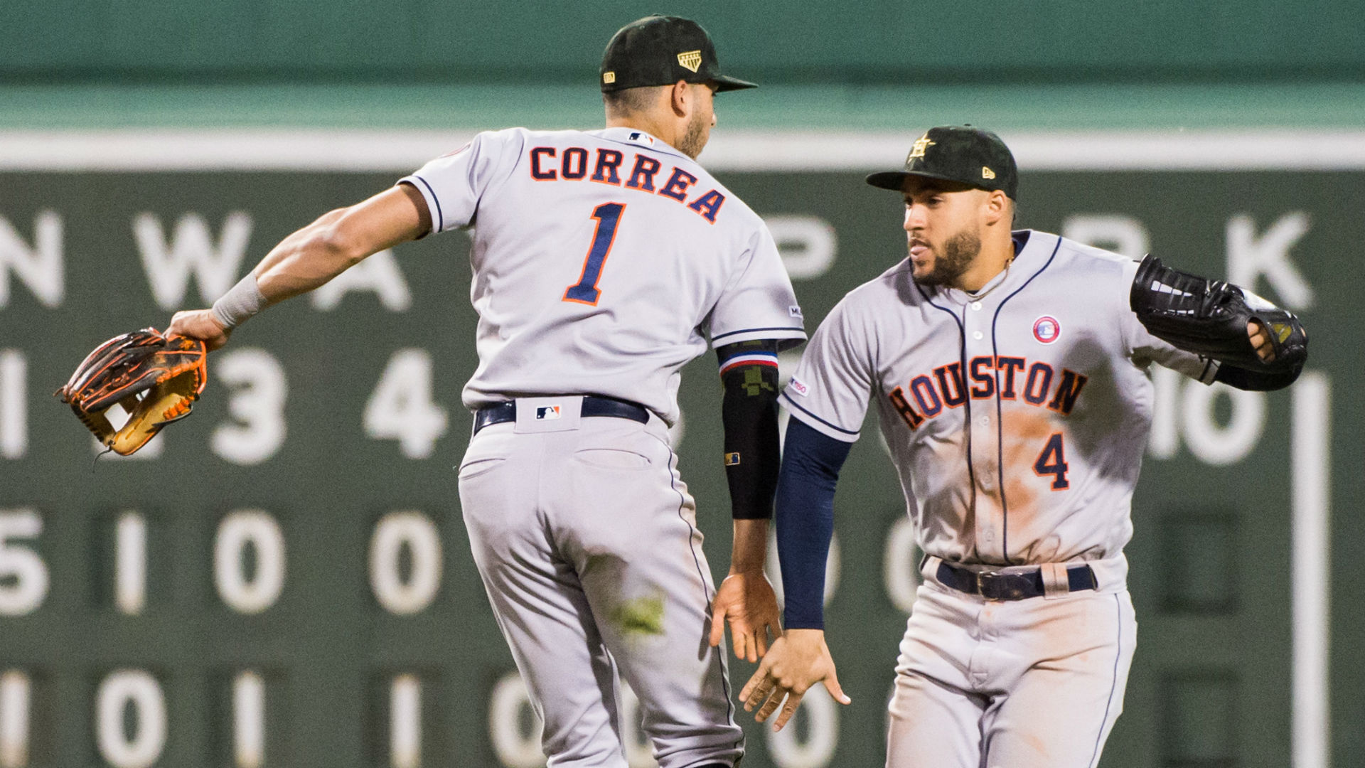 MLB wrap: Astros get 10th straight win after 7-3 defeat of Red Sox