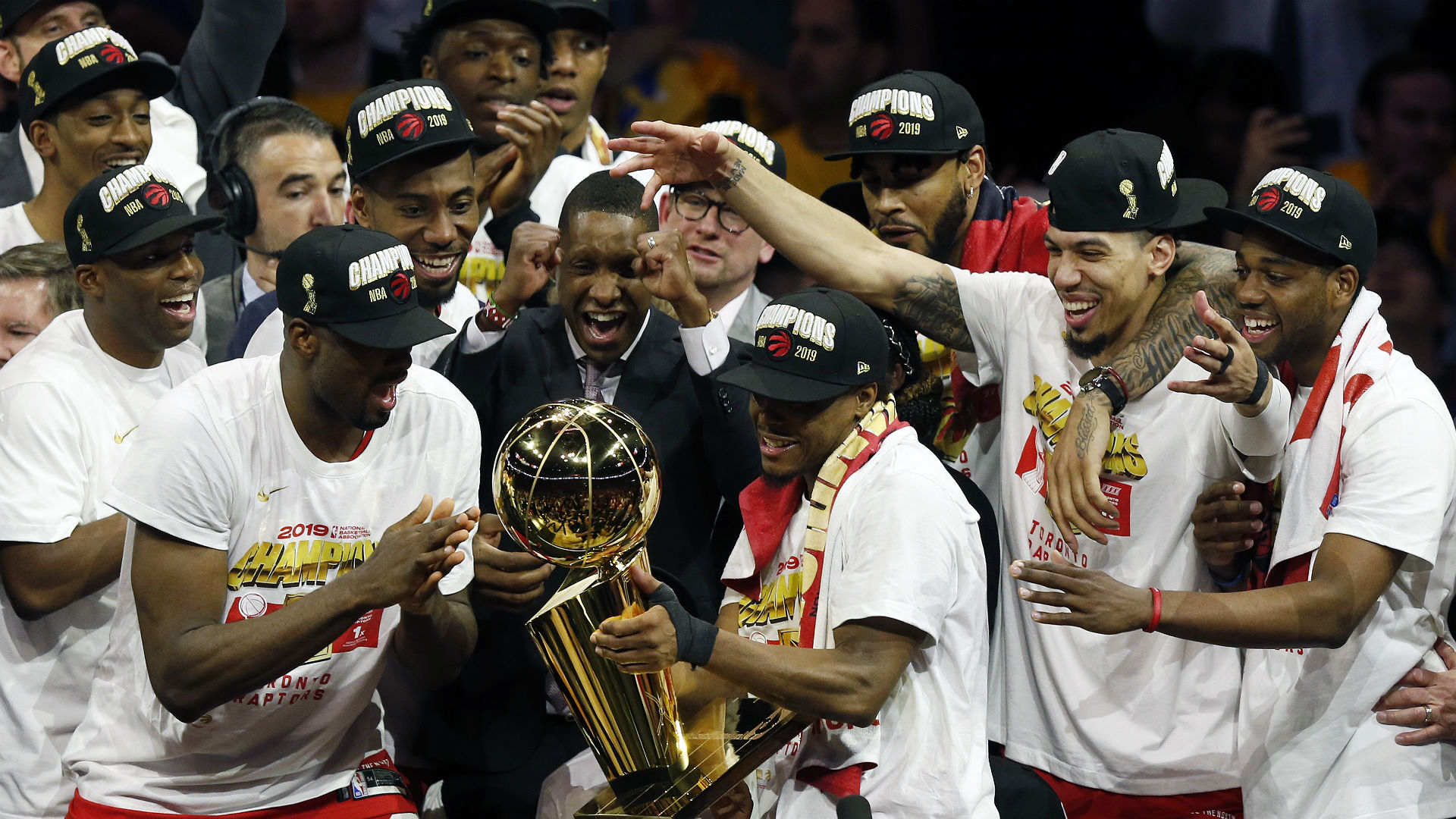 Toronto Raptors Nba Champions Wallpapers: NBA Finals: 7 Key Stats From Raptors' Championship Run