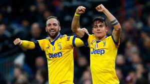Gonzalo Higuain and Paulo Dybala - cropped