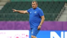 New Zealand head coach Ian Foster