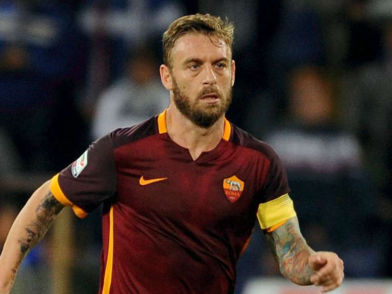 De Rossi to miss four weeks, confirms Roma