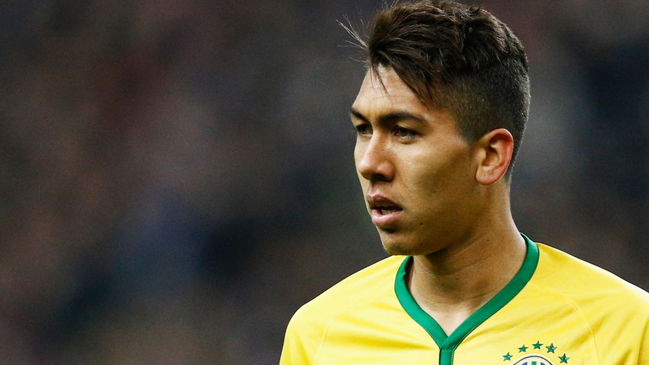 Brazil coach Tite expects more from Roberto Firmino