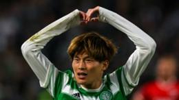 Kyogo Furuhashi scored one and set up another against AZ