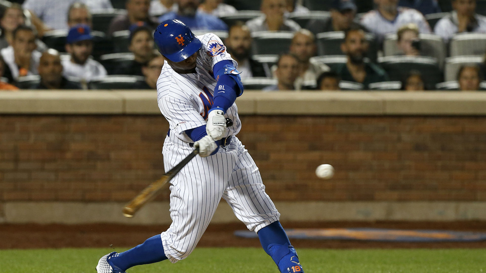 MLB wrap: Mets shut out Dodgers at Citi Field to keep pace with Cubs, Brewers in wild-card race