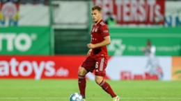 Joshua Kimmich was outstanding in Bayern Munich's win at Greuther Furth