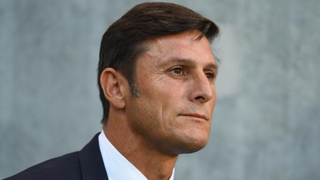 Inter vice-president Javier Zanetti