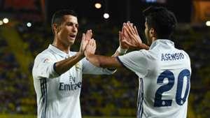 Ronaldo and Asensio - Cropped