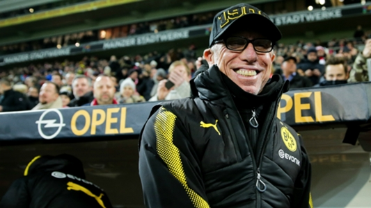 Stoger wants to bring best out of BVB after breakthrough victory