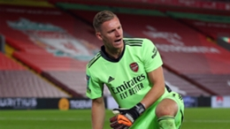 Bernd Leno's future at Arsenal is up in the air