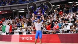 Filippo Ganna propelled Italy to glory