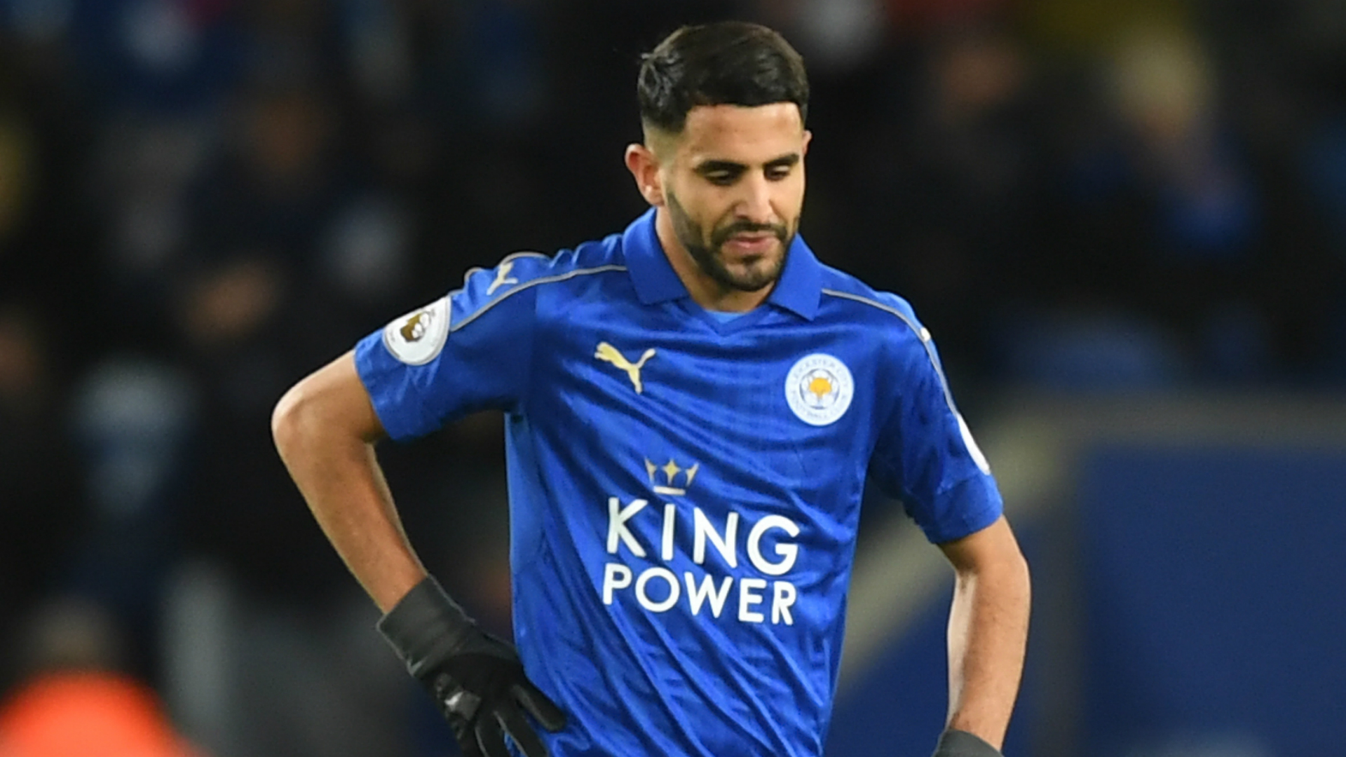 Mahrez won't leave Leicester unless reasonable offer is made - Shakespeare