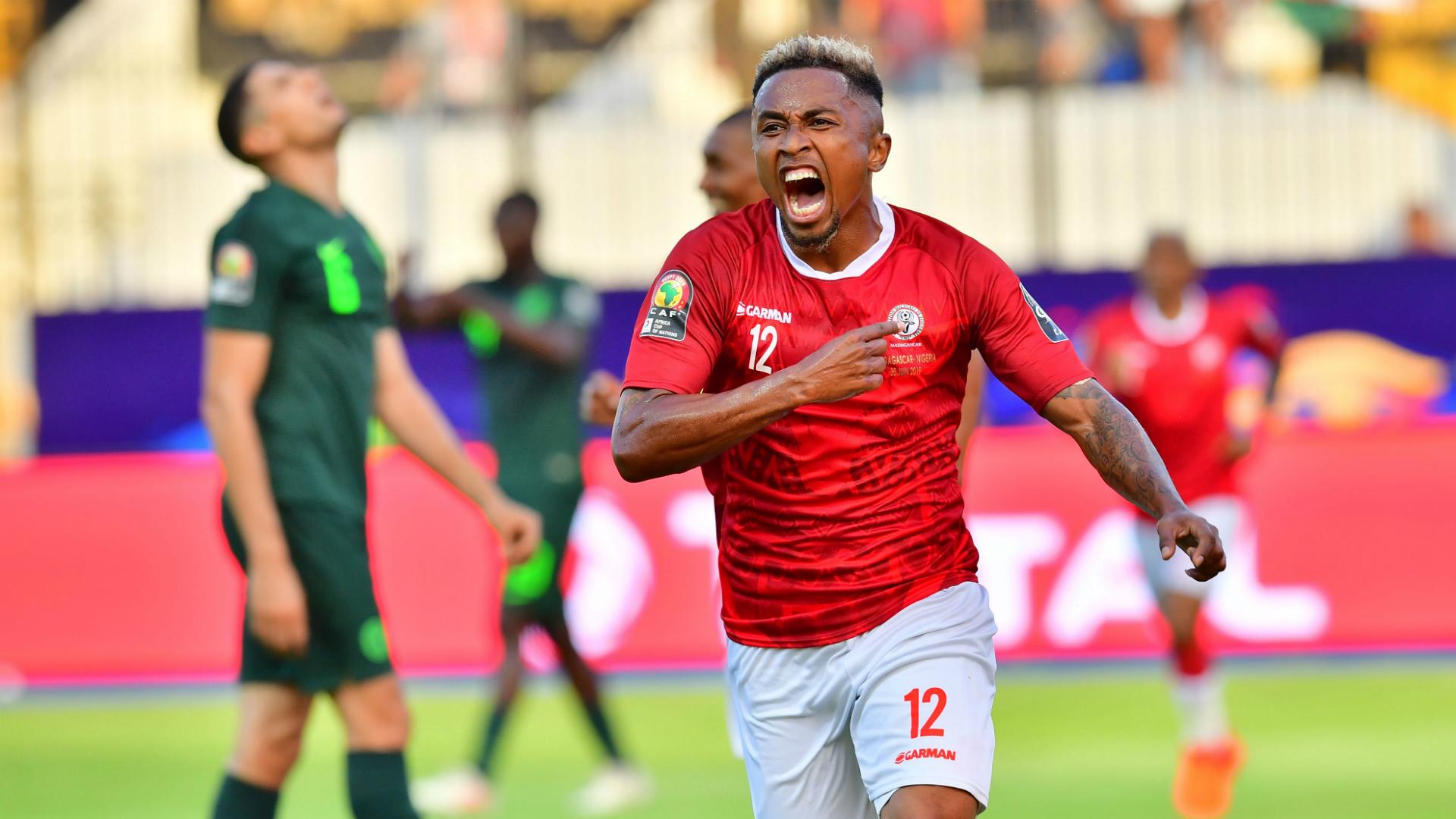 Madagascar v Nigeria Match Report, 30/06/2019, Africa Cup of