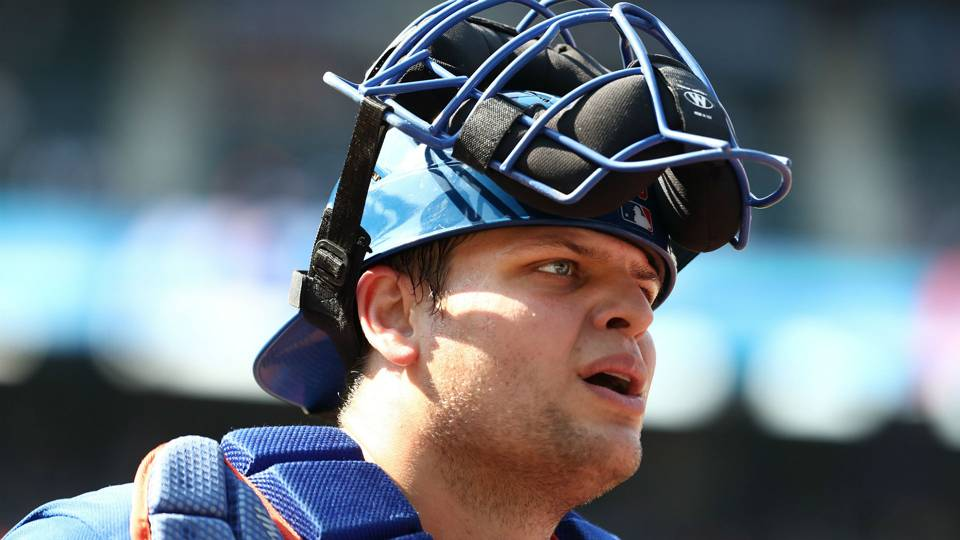 Mets catcher Devin Mesoraco says he'd welcome trade to playoff contender