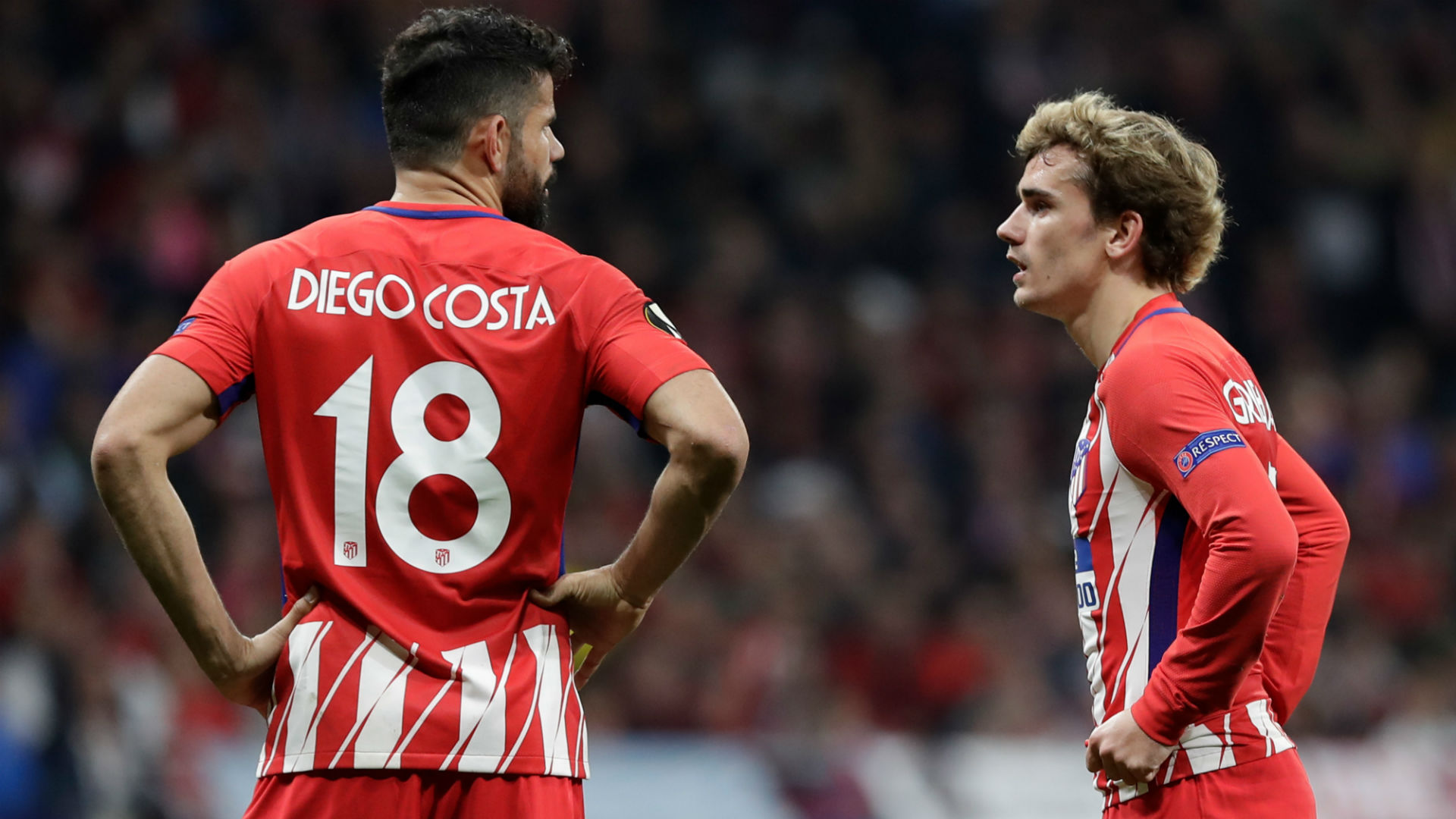 Atletico 'fed up' over Barca's pursuit of Griezmann
