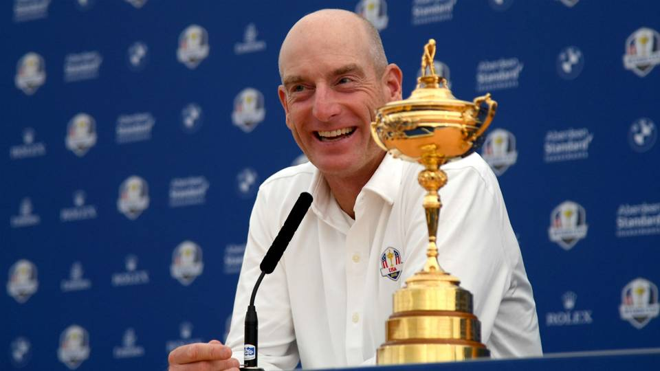 Ryder Cup 2018: Jim Furyk details Tiger Woods' motivation