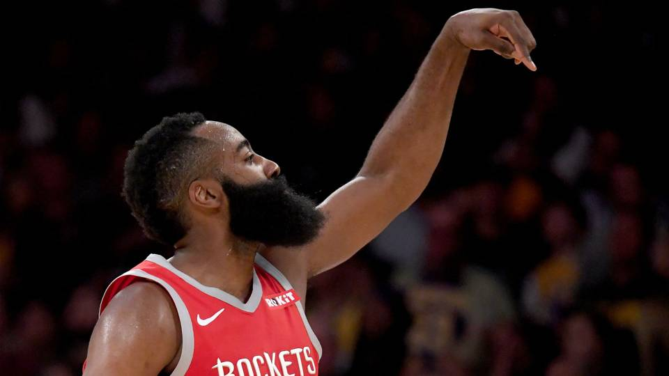 NBA wrap: Rockets set NBA record by making 26 3-pointers in win over Wizards